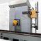 CNC boring mill / horizontal / multi-axis / column type