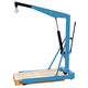 mobile crane / folding / height-adjustable / hydraulic