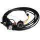 data connector / fiber optic / DIN / waterproof