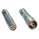 RF connector / fiber optic / DIN / outdoor