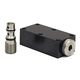 cartridge check valve / screw-in / manifold / hydraulic