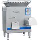 meat mincer for the food industry / with automatic feeder
