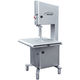 the food industry bone band saw