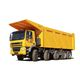 articulated dump truck / electric / for mining applications