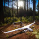 hybrid UAV / aerial photography / monitoring / carbon fiber