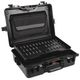 transport case / for tools / with handle / waterproof
