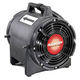 axial fan / floor-standing / extraction / portable