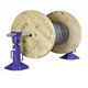 mechanical jack / for lifting applications / cable drum