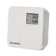 relative humidity transmitter / wall-mount / for indoor use / for HVAC