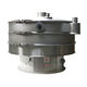 vibrating separator / liquid / granulates / powder