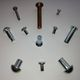 standard rivet / button head / countersunk head / flat-head