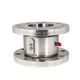 water rotary union / for chemicals / for slurry / for refrigerant fluids