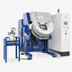 paint spray unit / automatic / for small parts