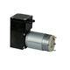miniature vacuum pump / diaphragm / oil-free / single-stage