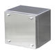 wall-mounted terminal box / IP65 / steel