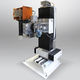 vertical rotary table / automatic / with CPL polishing unit