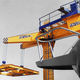 pillar jib crane / wall-mounted