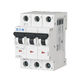 thermal-magnetic circuit breaker / overcurrent / short-circuit / modular