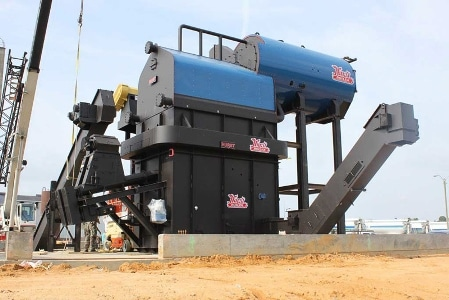 Boiler to Be Fueled by Poultry Litter - 6789 County Rd 5 SW, Willmar ...