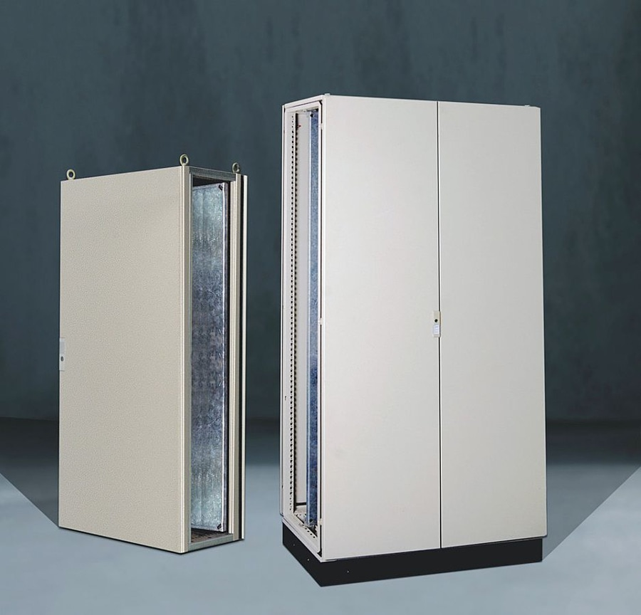 Floor standing electrical control panel cabinet   mild steel. Floor standing electrical control panel cabinet   mild steel