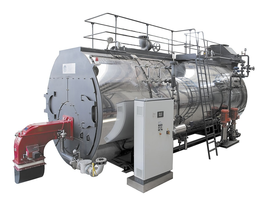 LCZ: High-yield fire-tube steam boilers - LCZ Srl