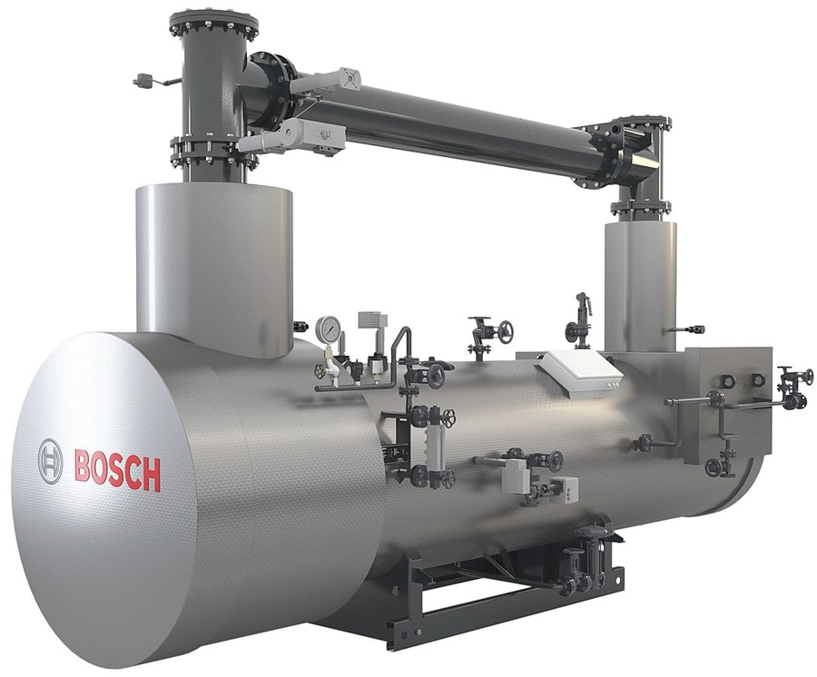 New heat recovery steam boiler from Bosch: The ideal addition to ...