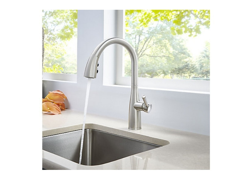 Pfister Launches Electronic Version Of The Popular Kitchen Faucet