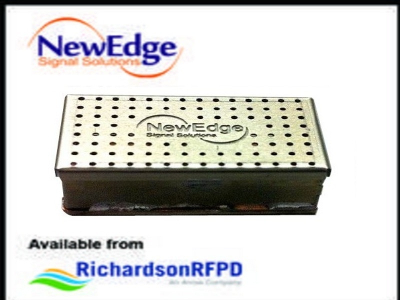Richardson RFPD Introduces New 30–88 MHz Tunable Bandpass Filter