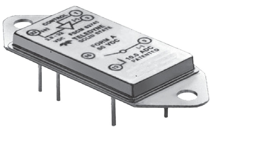 Teledyne Relays LD00KM Silicon Carbide SiC Power MOSFET Solid