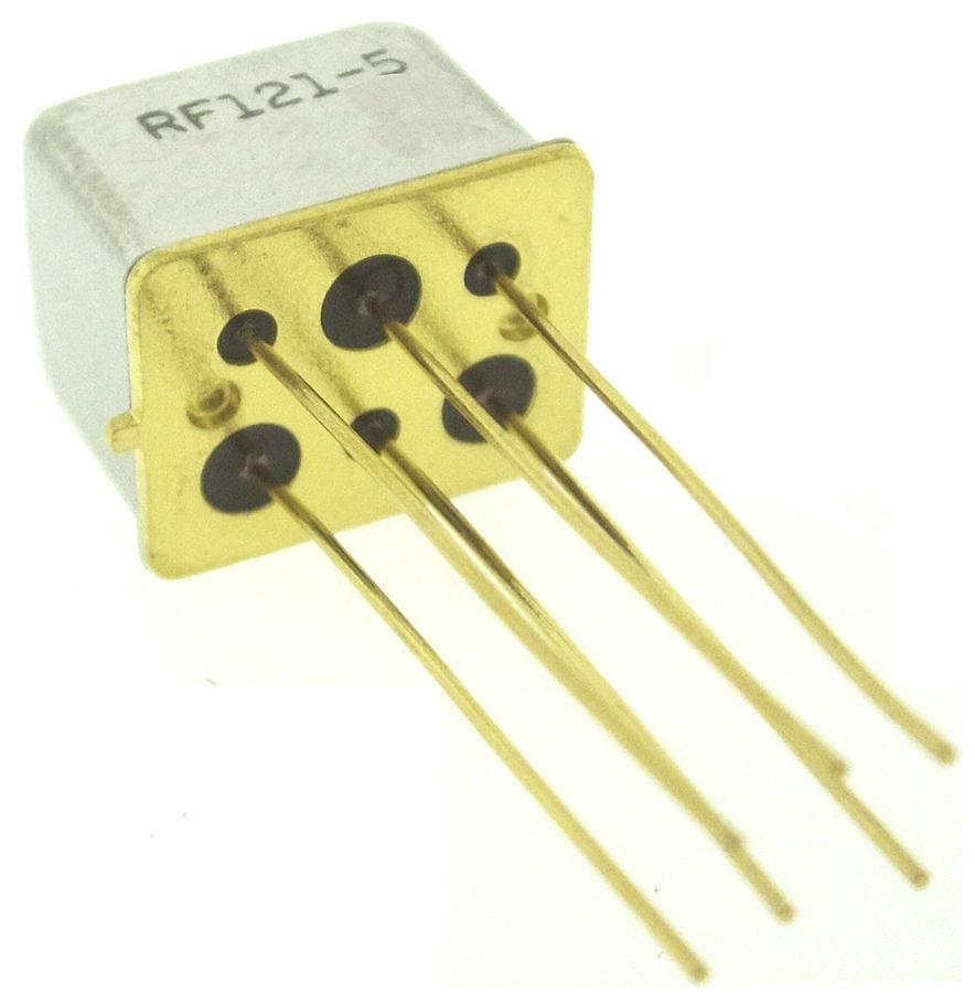 Teledyne Relays RFGRF SPDT XBand Relay Teledyne Relays - Spdt relay diode