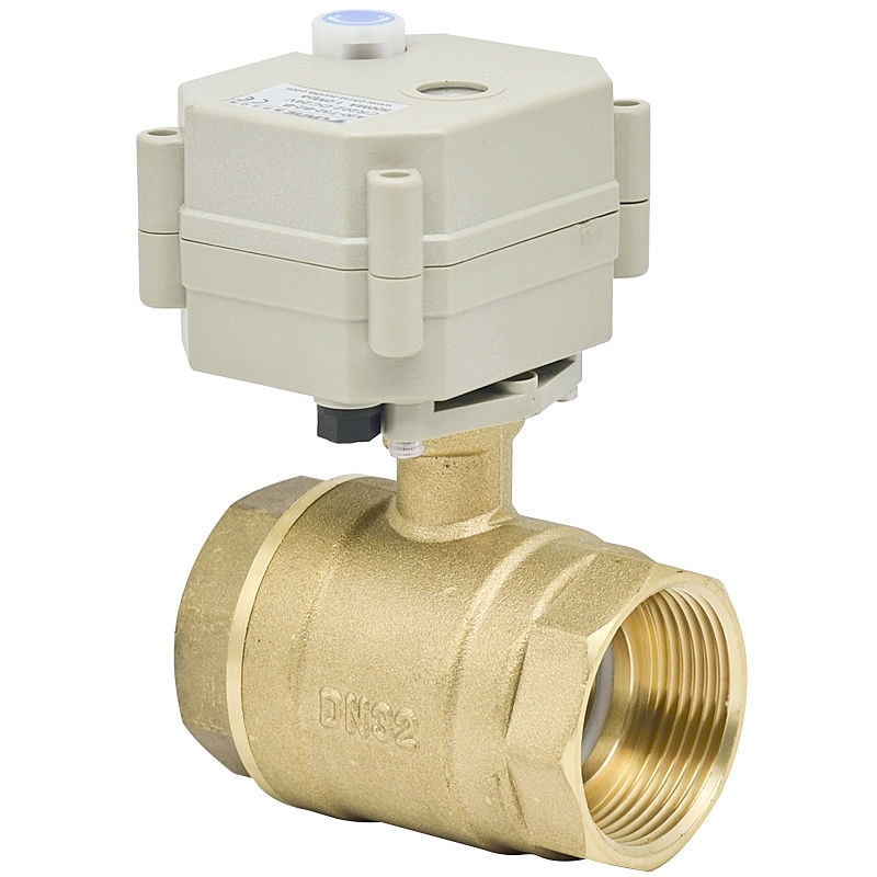 water control electric shut off valve