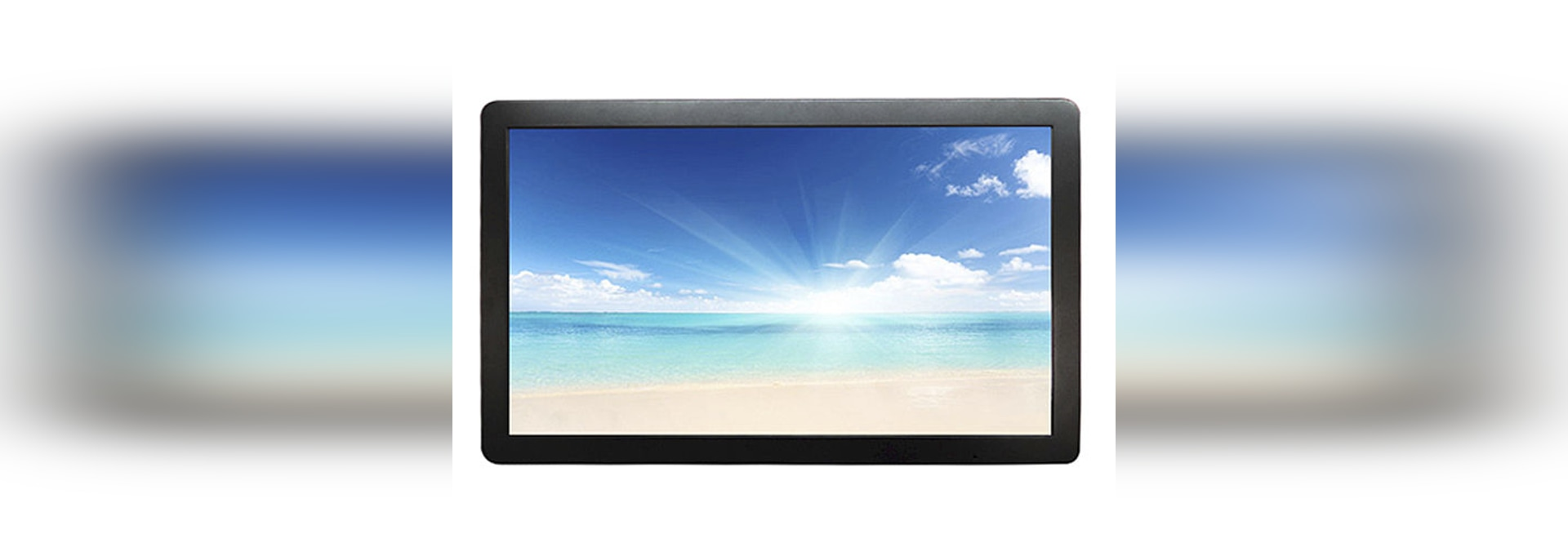 215inch Android Os Industrial Touchscreen Monitor Amongo Display Touch Screen Technology Working