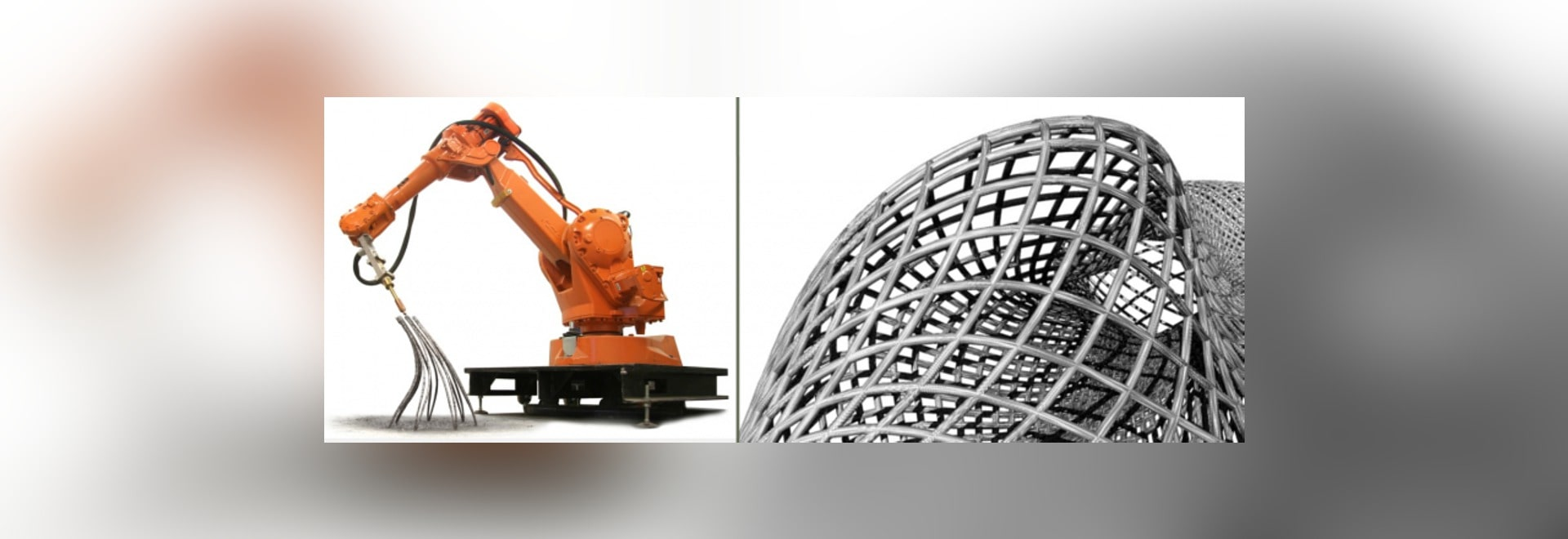 3D PRINTING ROBOTIC ARM CREATES FREESTANDING METAL STRUCTURES