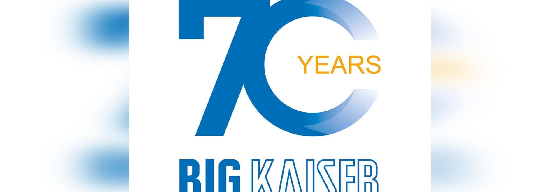 70 Year BIG KAISER
