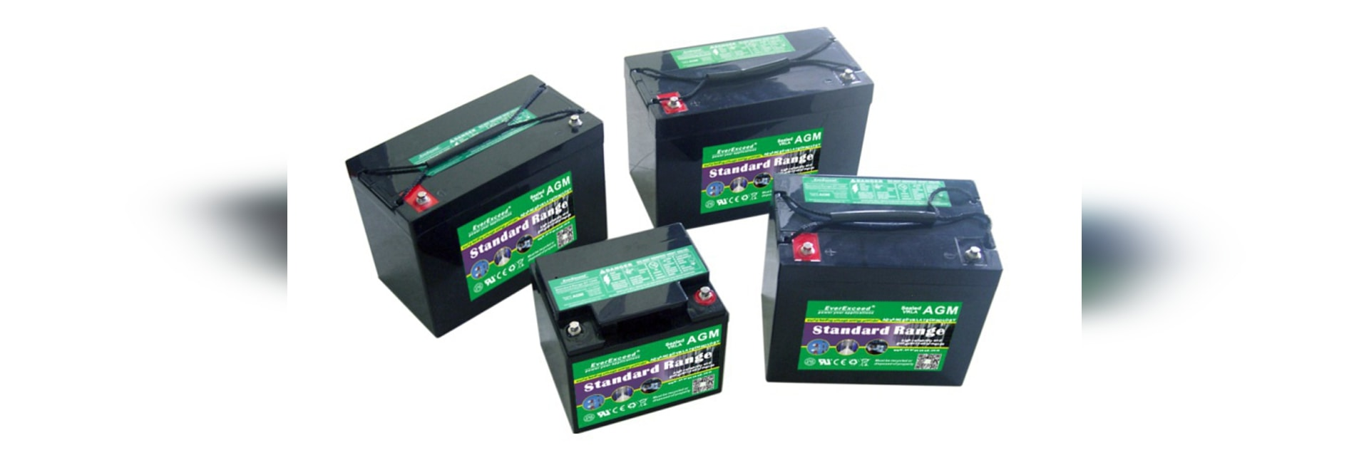AGM battery / VRLA / gas recombination / CE