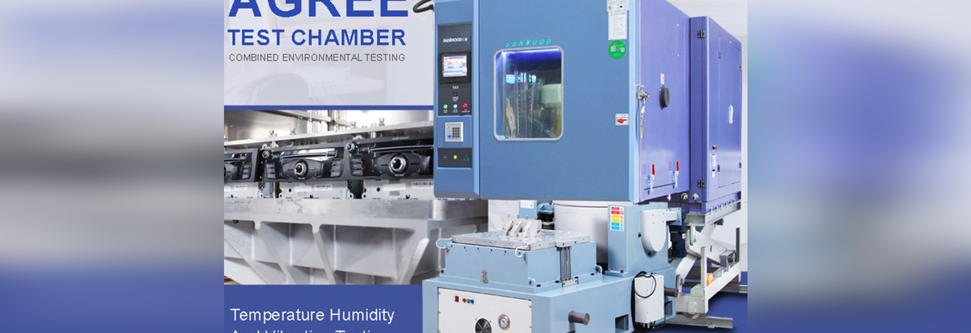 AGREE Test Chamber