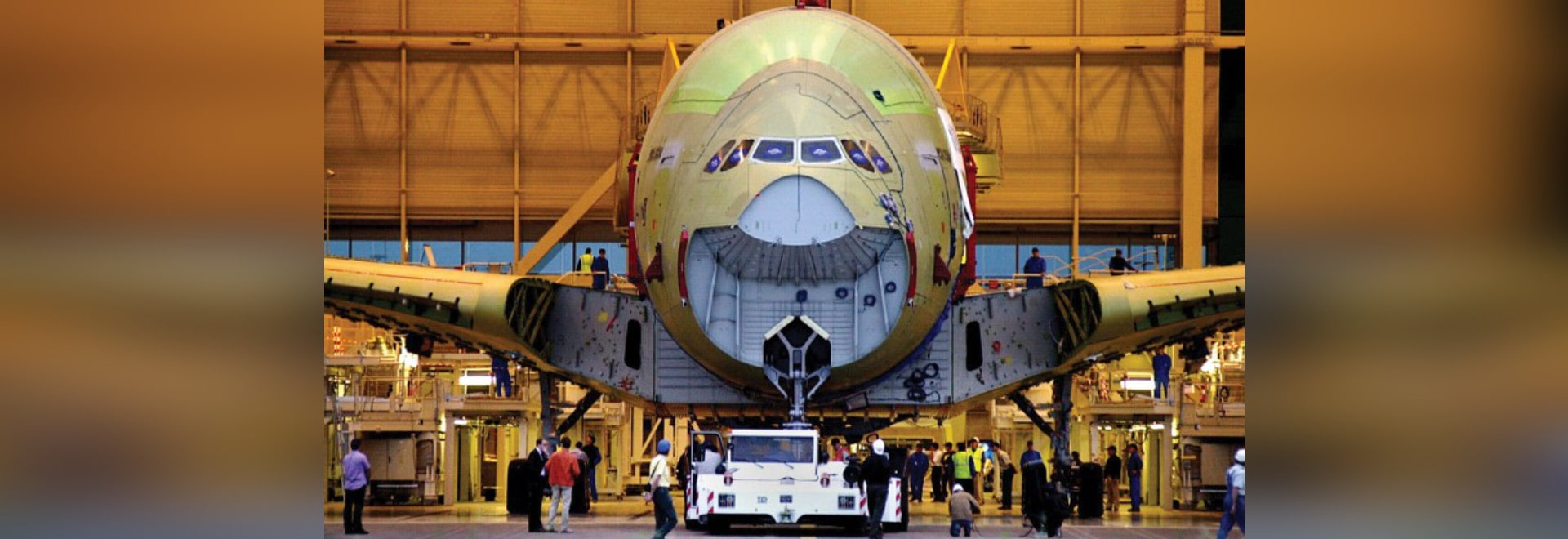 AIRBUS A380 – FROM CONCEPT TO REALITY