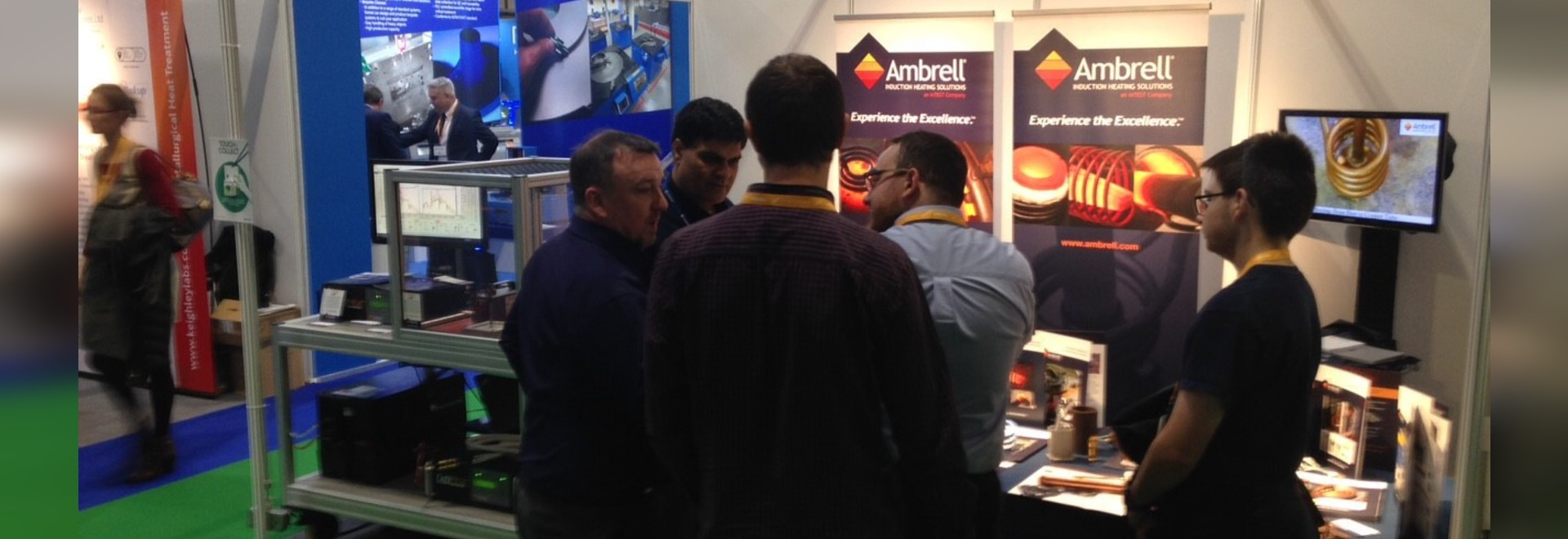 Ambrell to Exhibit at Southern Manufacturing in the UK