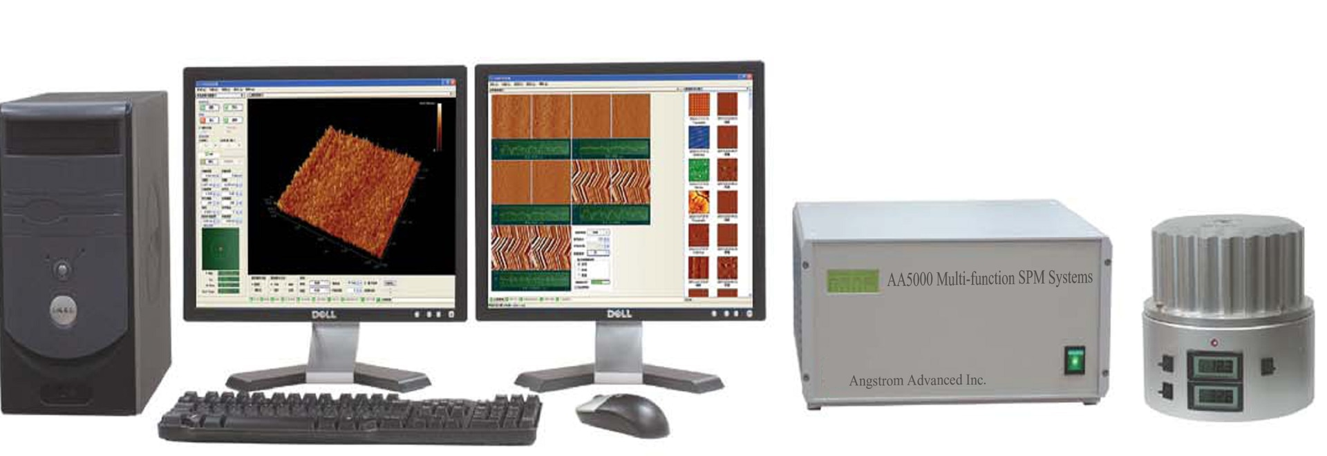 Angstrom has released a new model of Multi-function Scanning Probe Microscope