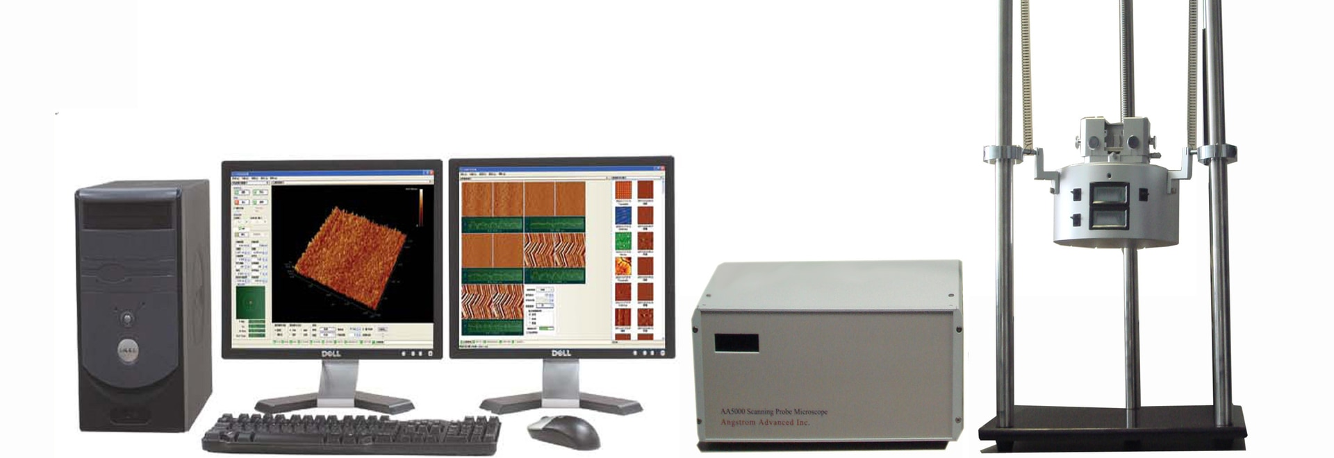 Angstrom released a new function on AFM/SPM AA5000