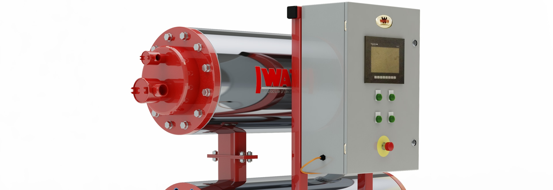 APPLICATIONS OF CIRCULATION HEATERS IN THE AGRICULTURE INDUSTRY
