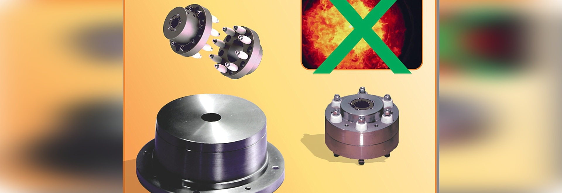 ATEX couplings and bellhousings