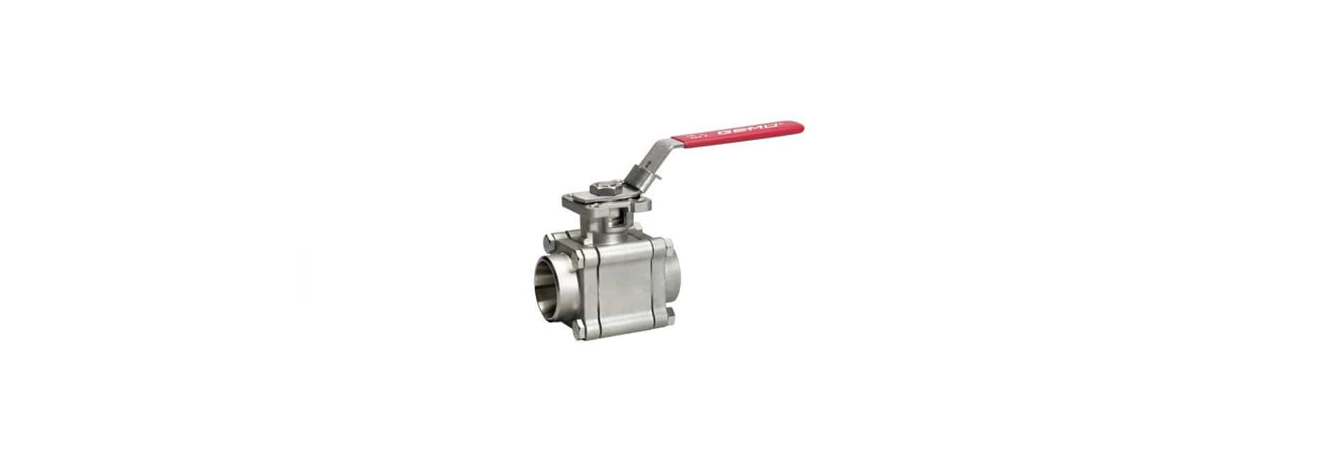 Ball valve GEMÜ 797