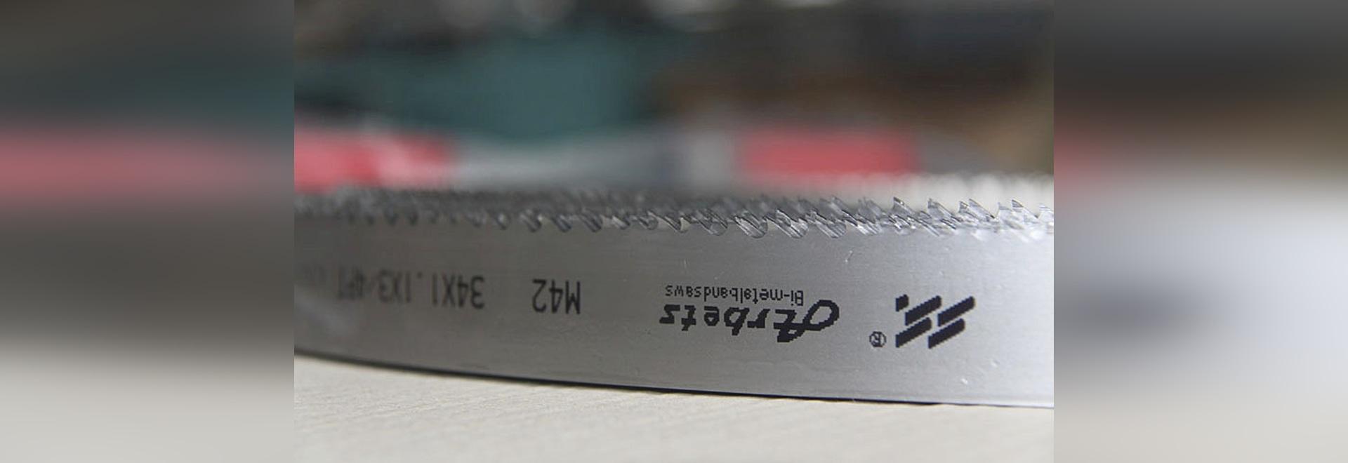 Bimetal band saw blade/M42/M51/Simsen/Arbets
