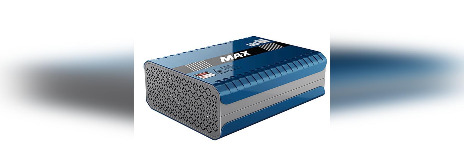 Black Marking on Alumina--MOPA Fiber Laser Source from Maxphotonics