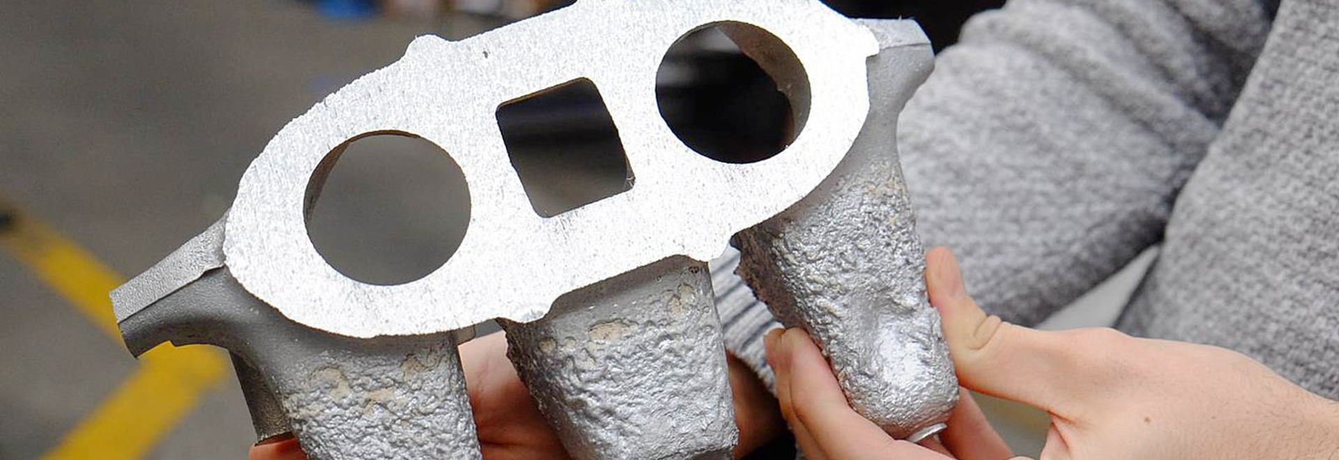 Bonetti is the choice of OMR Automotive for improve San Felice foundry.