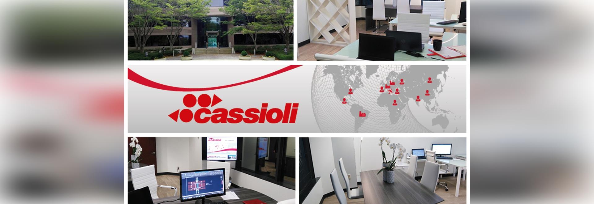 CASSIOLI USA Corp: a new CASSIOLI's head office for North America in Alabama