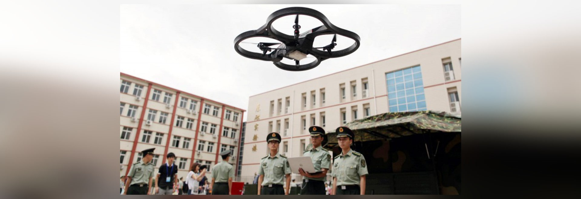 CHINESE REPORT DEVELOPMENT OF ANTI-DRONE LASER CANNON