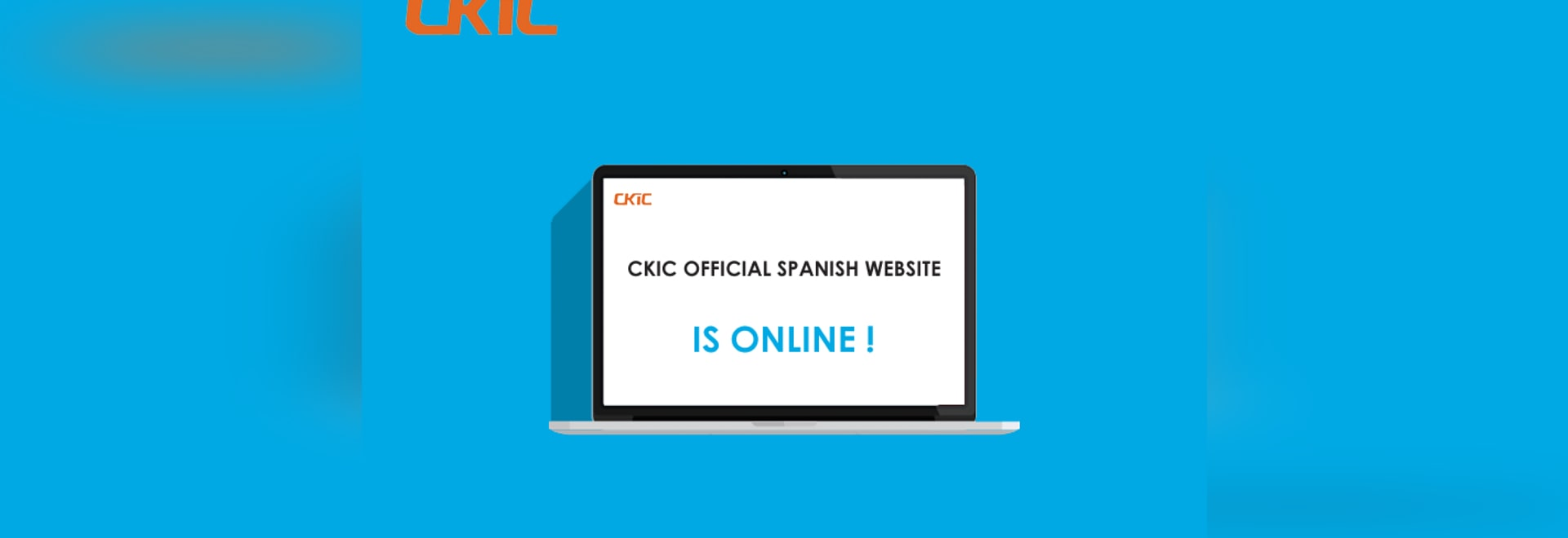 CKIC Official Spanish Website Launched