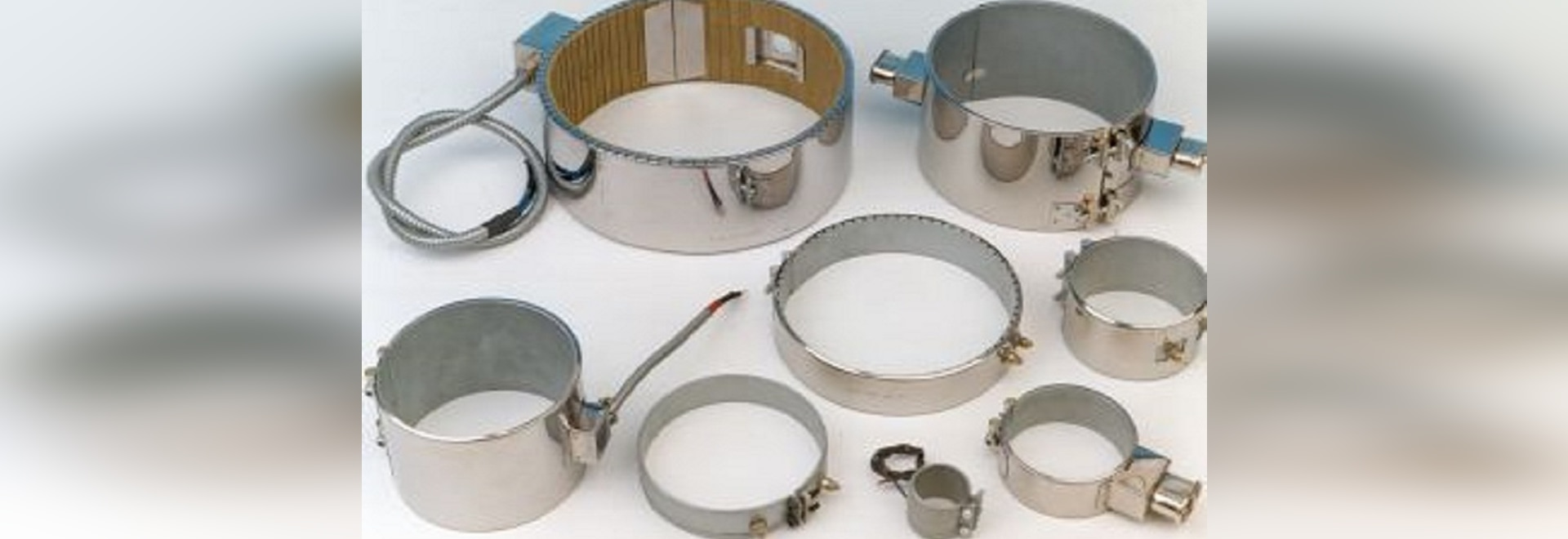 Clamp Type Electric Heating Elements Carrer De Ca Nalzamora